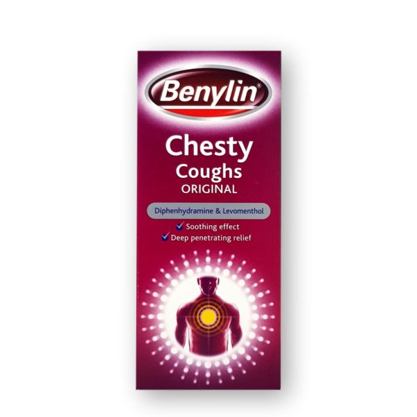 Benylin Chesty Coughs Original 150ml