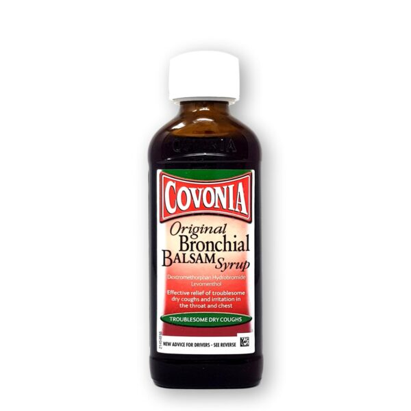 Covonia Original Bronchial Balsam 150ml