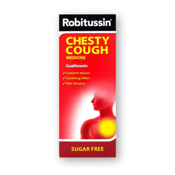 Robitussin Chesty Cough Medicine 100ml