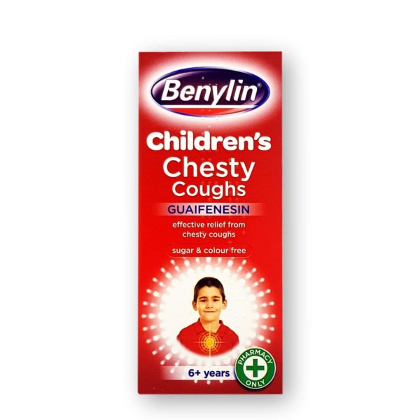 Benylin Children's Chesty Coughs 125ml