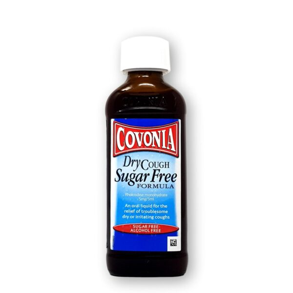 Covonia Dry Cough Sugar Free Formula 150ml