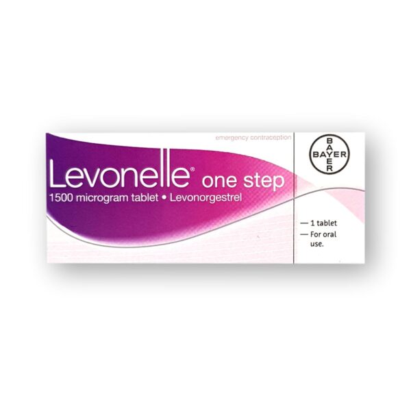 Levonelle One Step 1500mcg Tablet