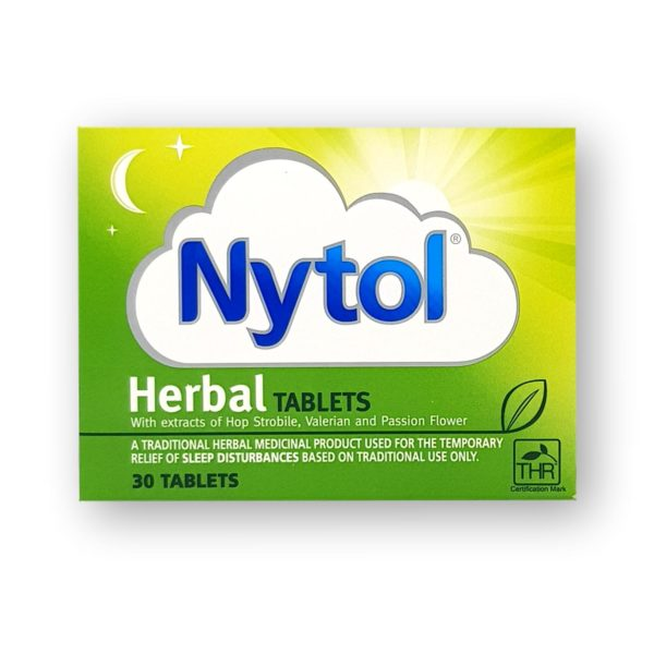 Nytol Herbal Tablets 30's