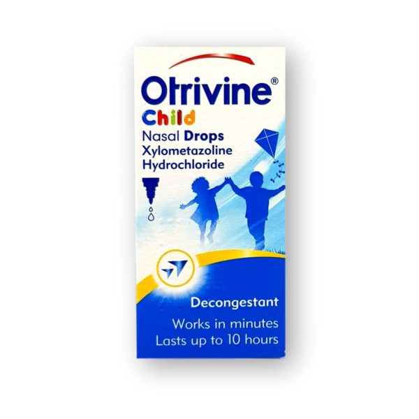 Otrivine Child Nasal Drops 10ml