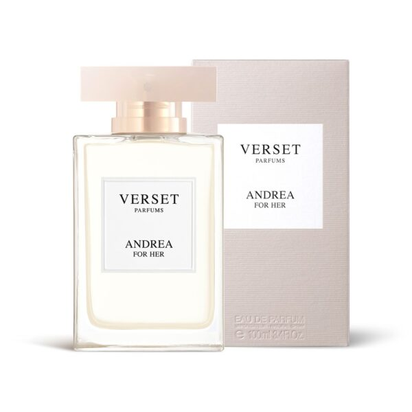 Verset Parfums Andrea For Her 100ml