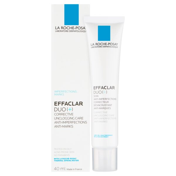La Roche-Posay Effaclar Duo+ Blemish treatment 40ml