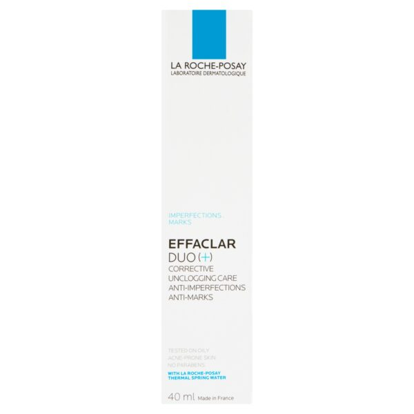 La Roche-Posay Effaclar Duo+ Blemish treatment 40ml_T2