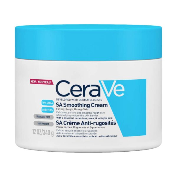 CeraVe SA Smoothing Cream with Salicylic Acid 340g