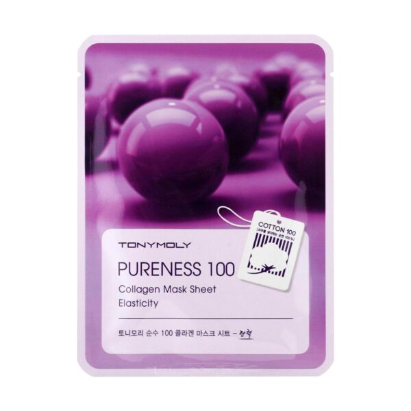 Tony Moly Pureness 100 Collagen Mask Sheet