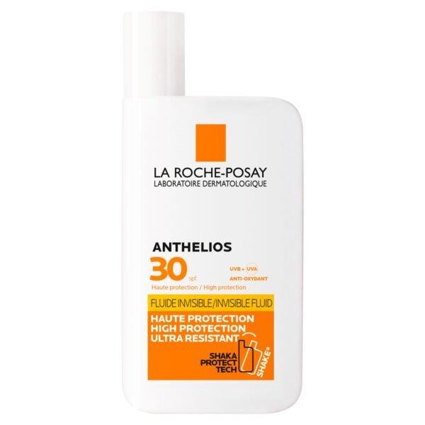 La Roche-Posay Anthelios Ultra-Light Invisible Fluid Sun Cream SPF30 50ml