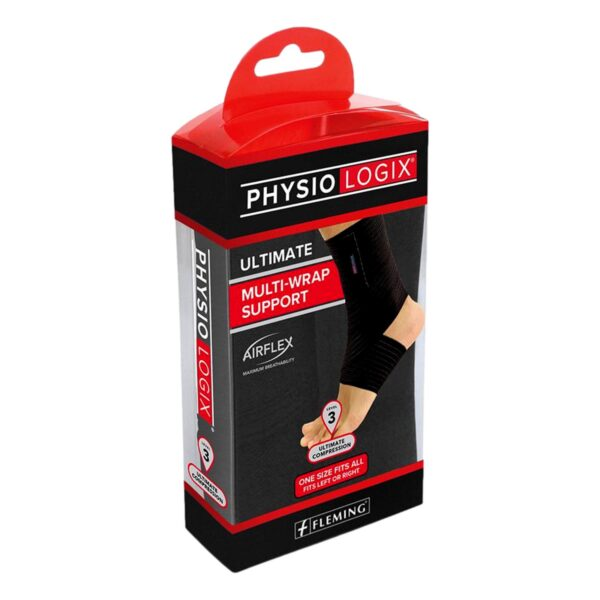 Physiologix Ultimate Multi-Wrap Support One Size